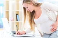 femme enceinte, embauche et période d'essai