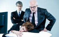 sanction disciplinaire : mise à pied disciplinaire