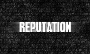 Réputation et droit à l