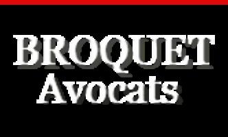 Cabinet d'avocats Broquet Retina Logo